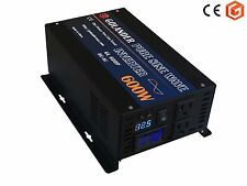 GL-600P 600W 12V DC to 110V AC 60Hz Pure Sine Wave Inverter
