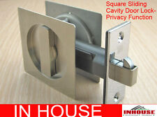 Cavity Sliding door Lock-Privacy function-double side turn