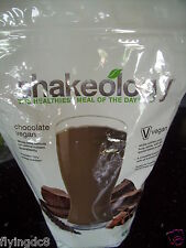 Chocolate Vegan Shakeology Nutritional Shake-30 Day Bag Supply Free Shipping
