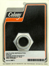 Harley 45 Model 40-57 Cone Clamp Nut Cad Colony 8487-1