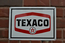 Texaco Gas Station Gas Pump Service SIGN Collectable Logo Advertise Free Shiping