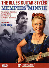 The Blue Guitar Styles of Memphis Minnie (DVD, 2014)