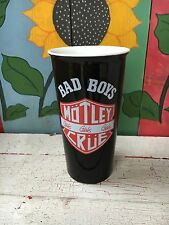 Motley Crue 2013 Girls Girls Girls Bad Boys Tour Beer Cup glass Concert
