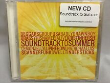 Sound Track to Summer CD Beggars Group (2001) Promo CD New in Package (NIP)