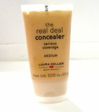 Laura Geller THE REAL DEAL CONCEALER SERIOUS COVERAGE MEDIUM 0.70 OZ