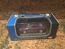 KYOSHO 1.64 SCALE NISSAN SKYLINE GT-R BCN 33 In Purple