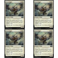4 x SERRA ANGEL NM mtg M15 White - Creature Angel Unc