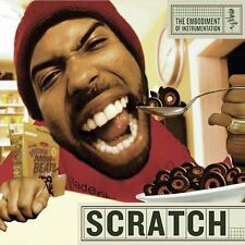 Embodiment of Instrumentation Scratch MUSIC CD