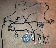 "VW Dune buggy harness FINISHED!  ""Plug and play"" FULL PAN long body"