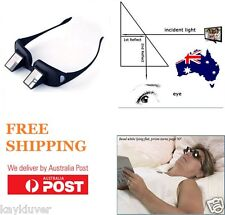 Bed prism glasses laying down TV Book Reading Glasses Lazy ipad + free case