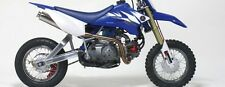 Kitaco Exhaust full stainless steel TTR50E, DIRT BIKE, OFF-ROAD, XR50 with MODS