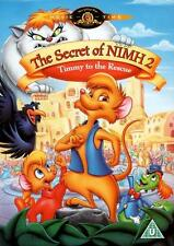 The Secret Of Nimh 2 : Timmy to the Rescue (DVD / Dick Sebast 1998)