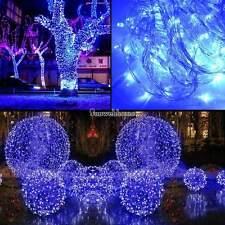 10M 100LED Guirlandes Lumineuse Lights Lampe Mariage Noël Parti Décoration SH