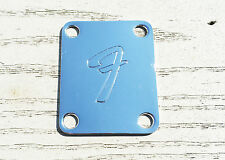 """1970s Fender USA """"F"""" Neck Plate Neck Plate / Neckplate for Telecaster, Mustang"""