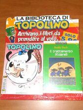 ALBO TOPOLINO NUMERO 2567 CON GADGET BIBLIOTECA TOPOLINO BLISTER+CARTONATO- MAX