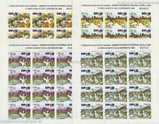 España - 1990 expo'92 sevilla 2929-32 Klein arco **