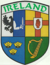 Ireland Irish Flag Connaught Leinster Munster Internal Car Window Sticker Decal