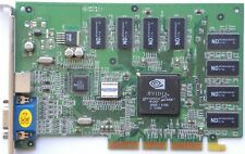 Gainward GF2 MX-400 Geforce 2 MX400 64MB carte graphique agp