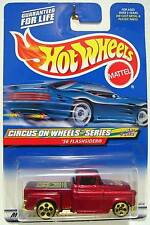 Hot Wheels '56 Flashsider MF Dark Red Circus on Wheels Series 1:64 Collector