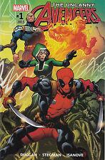 Marvel Comics Uncanny Avengers #1-9, Plus Annual #1, Near Mint!