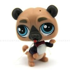 Free Ship Kids Xmas Gift Toy Littlest Pet Shop Brown Dog Pre-School Figure M572