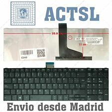 Keyboard Spanish for Toshiba Satellite 9Z.N7TSU.00S