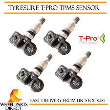 TPMS Sensori (4) OE ricambio pressione dei pneumatici VALVOLA PER CHEVROLET MATIZ 2014-eop