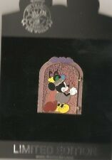 Sold Out Ltd Ed 250 DisneyShopping.com  Trick or Treat Doors Set Mickey & Minnie