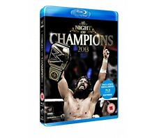 Official WWE - Night of Champions 2013 Blu-Ray