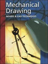 MEHANICAL DRAWING - THOMAS EWING FRENCH (HARDCOVER) NEW