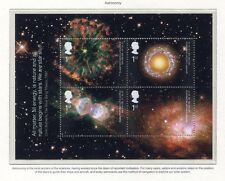 s3151) UK GREAT BRITAIN 2002 MNH** Astronomy s/s