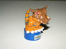 Digimon Digital Monsters Greymon Pencil Sharpener Plastic Figure 2000 3.5""