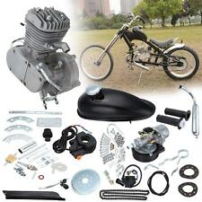 NEW MOTOR MOTORIZED CHOPPER BIKE BICYCLE GAS ENGINE 66CC 80CC SCOOTER MOPED KIT