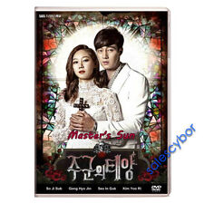 """BUY 5 GET 1 FREE""  The Master's Sun Korean Drama (4DVDs) GOOD_ENG SUBS"
