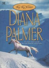 Big Sky Winter : Rawhide and Lace; Unlikely Lover by Diana Palmer (2008,...