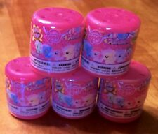 My Little Pony Super Squishy Fashems Series 4 Crystal Blind Bag Capsule Lot of 5