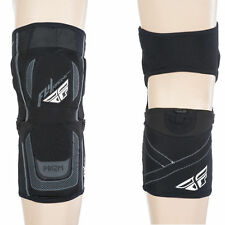 Fly Racing Prizm Knee Guard Small Black