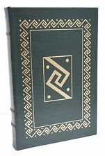 The Andromeda Strain Signed Michael Crichton Easton Press Limited Edition COA