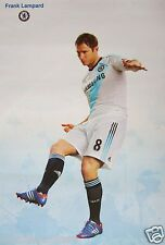 "FRANK LAMPARD ""WEARING NEW CHELSEA COLORS"" POSTER - Premier,UEFA League Football"