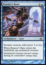 MTG 4x RUNNER's BANE - FLAGELLO DEL LABIRINTIERE - DGM - MAGIC