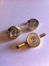 Purdey Shotgun Shell CARTUCCIA gemello della PAC e Cravatta SCIVOLO SET REGALO GAME SHOOTING