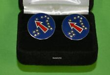 US Army Pacific Cuff Links - USARPAC - United States Army Pacific Command