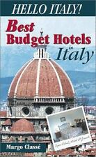 Hello Italy!  The Best Budget Hotels in Italy