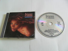 PRINCESS - All For Love (CD 1987) WEST GERMANY Pressing