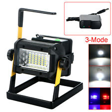 50W 36LED Portable Work Spot Light Camping Fishing USB Outdoor Lamp Rechargeable