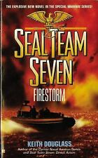 Seal Team Seven Warfare Series - Firestorm by Keith Douglass (paperback)