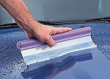 Silicone Vehicle Car Wash & Valeting Flexy Flexi Water Magnet Drying Blade