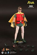 HOT TOYS 1/6 DC BATMAN MMS219 ROBIN 1966 CLASSIC TV VER MASTERPIECE FIGURE K