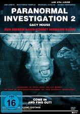 Paranormal Investigations 2 - Gacy House ( Horror-Mystery ) mit Rachel Riley NEU