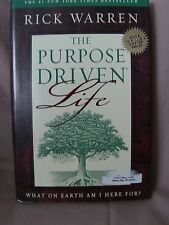The Purpose Driven Life; Rick Warren; What On Earth Am I here for?